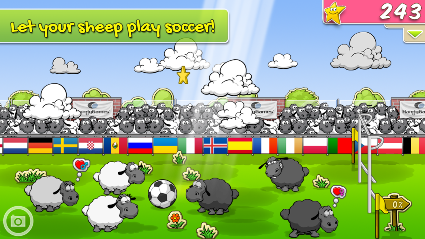 Clouds & Sheep Premium- screenshot