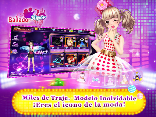 Bailador Su00faper 3.3 screenshots 8