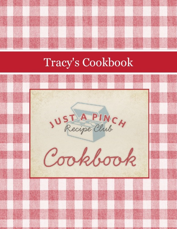 Tracy's Cookbook