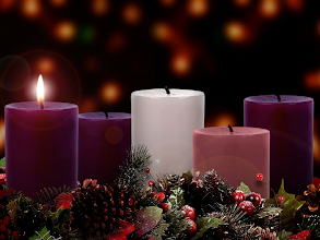 Photo: First Week of Advent ~The Candle of Hope  Behold, the days are coming, declares the Lord, when I will fulfill the promise I made to the house of Israel and the house of Judah. In those days and at that time I willcause a righteous Branch to spring up for David, and he shall execute justice and righteousness in the land. – Jeremiah 33:14–15  There shall come forth a shoot from the stump of Jesse, and a branch from hisroots shall bear fruit… – Isaiah 11:1  …The Lord himself will give you a sign. Behold, the virgin shall conceive and bear a son, and shall call his name Immanuel. – Isaiah 7:14  Arise, shine, for your light has come, and the glory of the Lord has risen upon you. For behold, darkness shall cover the earth, and thick darkness the peoples; but the Lord will arise upon you, and his glory will be seen upon you. – Isaiah 60:1–3  For I consider that the sufferings of this present time are not worth comparing with the glory that is to be revealed to us. For the creation waits with eager longing for the revealing of the sons of God. For the creation was subjected to futility, not willingly, but because of him who subjected it, in hope that the creation itself will be set free from its bondage to decay and obtain the freedom of the glory of the children of God. For we know that the whole creation has been groaning together in the pains of childbirth until now. And not only the creation, but we ourselves, who have the firstfruits of the Spirit, groan inwardly as we wait eagerly for adoption as sons, the redemption of our bodies. For in this hope we were saved. Now hope that is seen is not hope. For who hopes for what he sees? But if we hope for what we do not see, we wait for it with patience. – Romans 8:18–25   THE LIGHT HAS COME Series Video;https://vimeo.com/146655861  The Light Redeems Us Message John 1.1-13 ESV.  Jesus is the light who came to our dark world.  The Light Has Come  Series: The Light Has Come ~ Message: The Light Redeems Us. John 1:1–13 ES