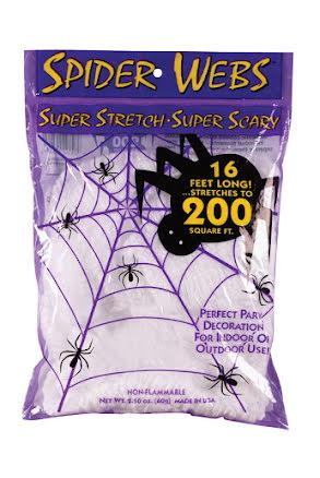 Spindelnät, 60 gram