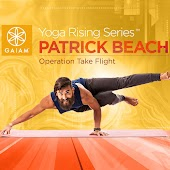 Patrick Beach Yoga - Operation Take Flight