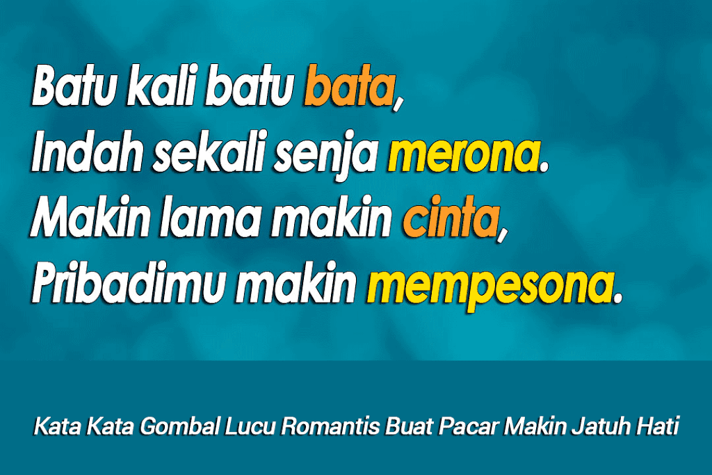 Kata Gombal Bucin Lucu Apk App Free Download For Android