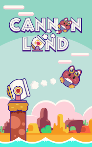 Cannon Land - Cute Pet Bullets v1.92 (Unlocked/Ad-Free)