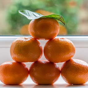 Clementines by Adele Price - Food & Drink Fruits & Vegetables ( orange, shapes, fruit, clementines,  )