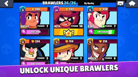 Brawl Stars Mod Apk [Private Server + Unlimited Money] 30.231 4
