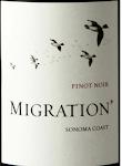 Migration Pinot Noir Sonoma Coast