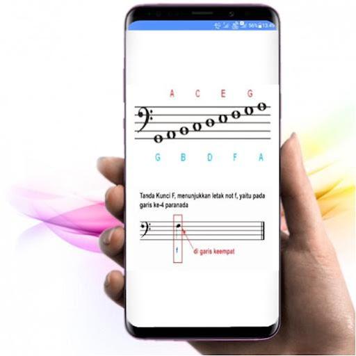 violin key 5.0 screenshots 4