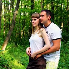 Wedding photographer Irina Vorfolomeeva (IrinkaCanon). Photo of 13.07.2015