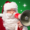 Message from Santa! video & call (simulated) icon