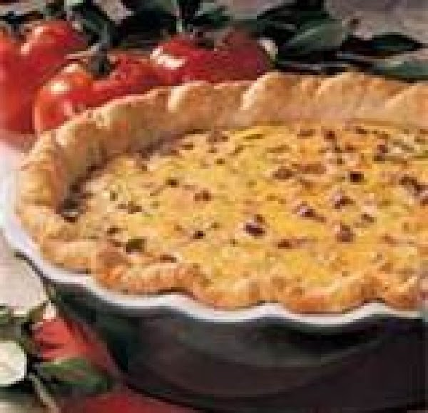Spicy Roast Beef & Pepper Jack Cheese Quiche Recipe
