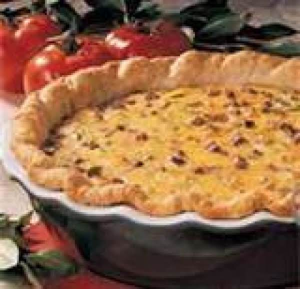 Spicy Roast Beef & Pepper Jack Cheese Quiche