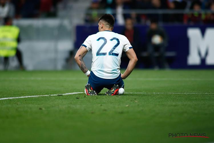 Un international argentin à l'Olympique de Marseille ?