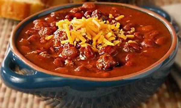 Quick Cheddar Chili Con Carne Recipe