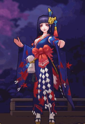 鬼女紅葉(覚醒前)