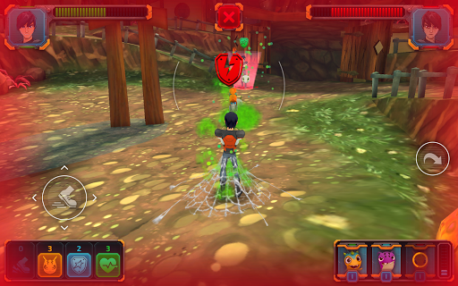 Slugterra: Dark Waters screenshot 7