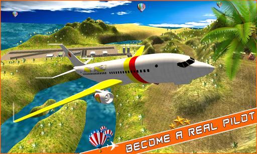 Flight Plane Simulator