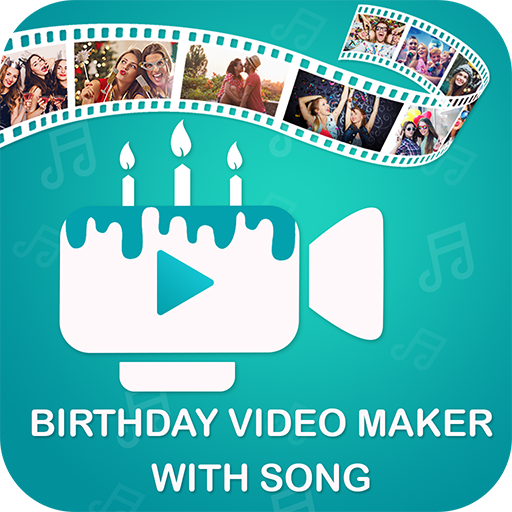 Birthday song with name maker b\'day wisher app (apk) free.