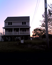 Photo: House on stilts for rent on Plum Island