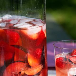 Summer Rosé Sangria.