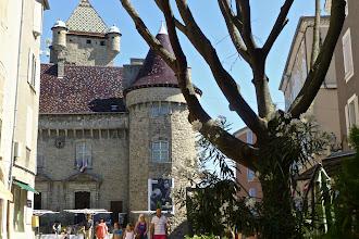 Photo: Le Château depuis la place