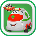 Brave Fire Engine, Ray - Pythan's Combat Training icon