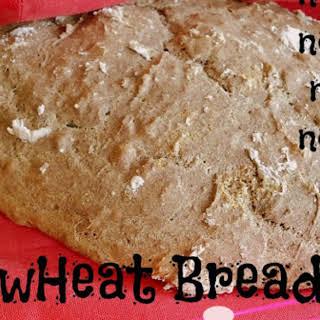 Buckwheat Bread – no yeast, no milk, no eggs, no knead.