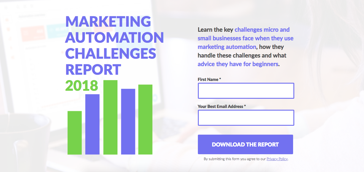 Marketing Automation Challenges Report 2018 Learn the key challenges micro and small businesses face
