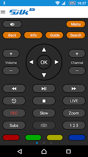 Silk TV Remote- screenshot thumbnail
