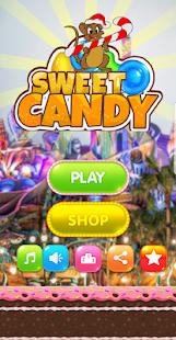 Sweet Candy Sky - náhled