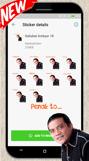Download Sahabat Ambyar Sticker Didi Kempot Wastickerapps Free For