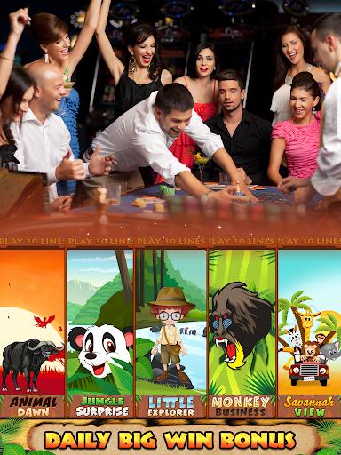 Safari Animals Slots Free 1.1 screenshots {n} 10