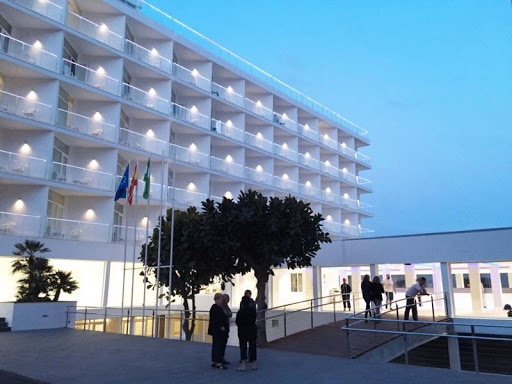 Entrada Hotel Ibersol Alay