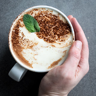 Vegan Peppermint Hot Chocolate Recipe