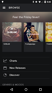 Spotify Music- screenshot thumbnail