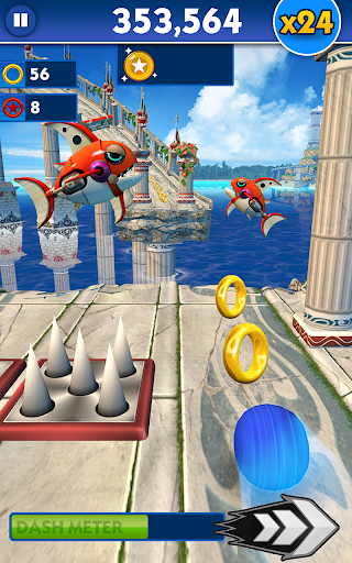 Sonic Dash 3.8.2.Go screenshots 11