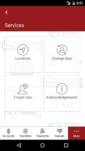 玩免費財經APP|下載FNB, TAB, SSB, and WCNB Mobile app不用錢|硬是要APP