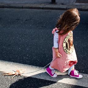 Mini Zombie by Daniela Maskova - Babies & Children Children Candids