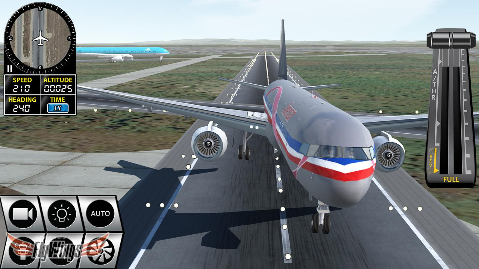 Flight Simulator X Wallpaper: Flight Simulator X 2016 Free
