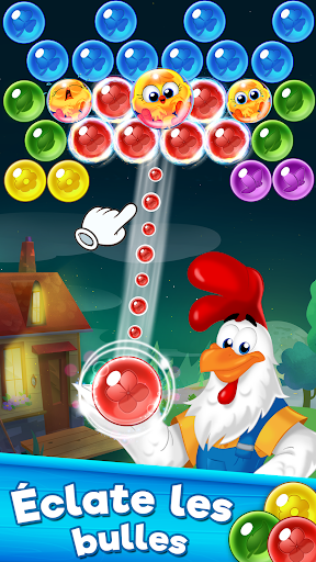 Farm Bubbles Bubble Shooter Pop - Jeu de Bulles  captures d'écran 1