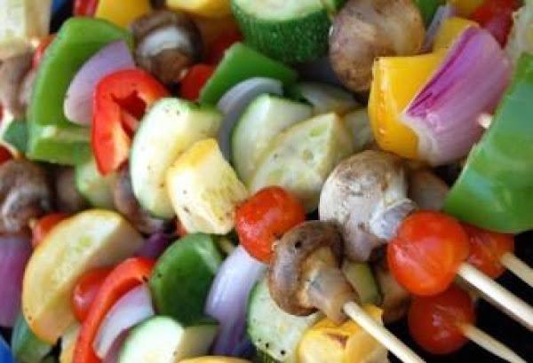 Delish Kebobs (sallye) Recipe