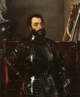 Tiziano: Francesco Maria I Della Rovere