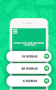 App Free Robux Quiz for Roblox APK for Windows Phone