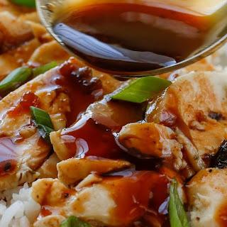 Korean Barbecue Sauce