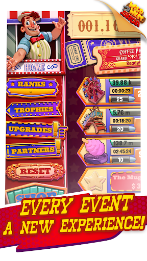 Idle Tycoon: Wild West Clicker Game - Tap for Cash modavailable screenshots 8