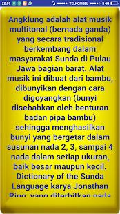 Angklung Sunda Indonesia - náhled