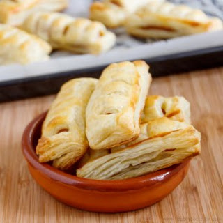 Frankfurters in Puff Pastry Recipe