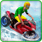 Water Surfer Bike Rider 3D – Biker Surfing SIM