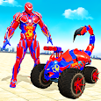 Scorpion Robot Monster Truck Transform Robot Games