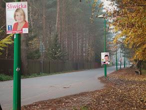 Photo: Dębki przedwyborcze
